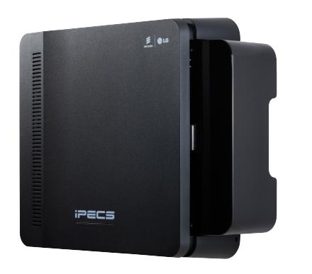 Centralita LG-Ericsson eMG-80  híbrida VoIP + 4 Líneas RDSI