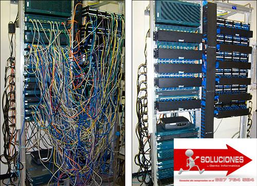 Diferencias del cableado estructurado